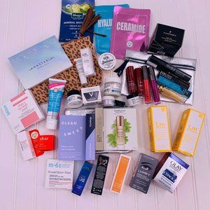 Mixed Lot of 35 Full Size and Sample Make up